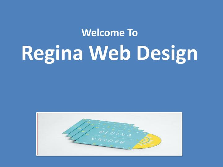 welcome to regina web design n.
