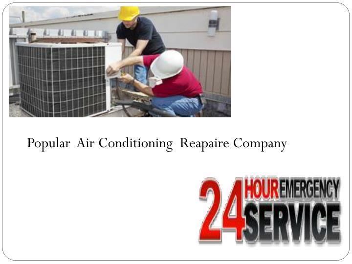 Popular  Air Conditioning
