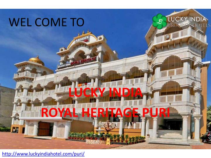 Ppt Lucky India Hotel Puri Powerpoint Presentation Id 7382678
