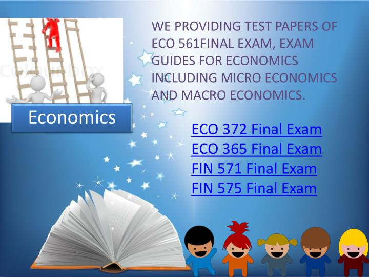 paper for eco 561