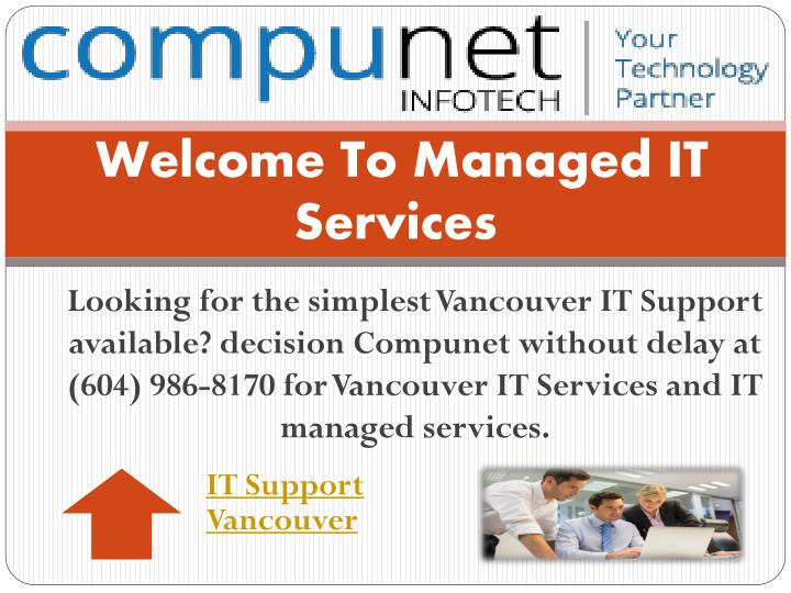 welcome to managed it services n.