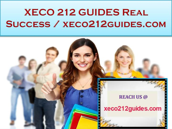 xeco 212 guides real success xeco212guides com n.