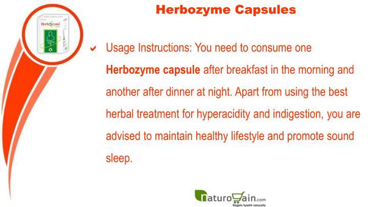 Herbozyme