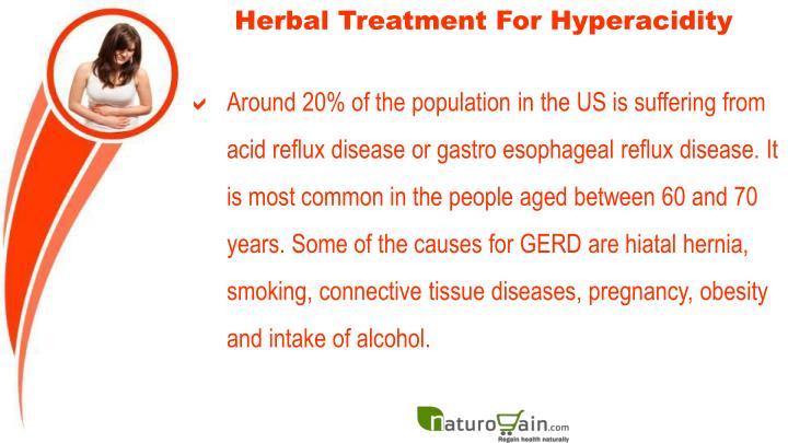 Herbal Treatment For Hyperacidity