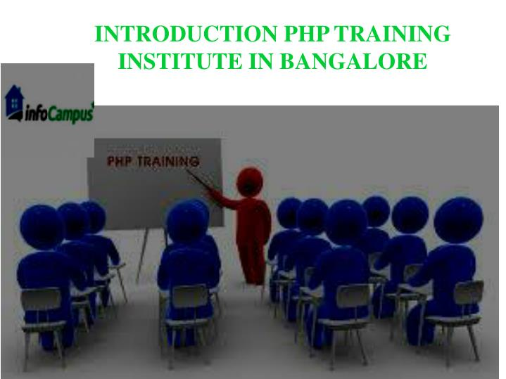 introduction php training institute in bangalore n.