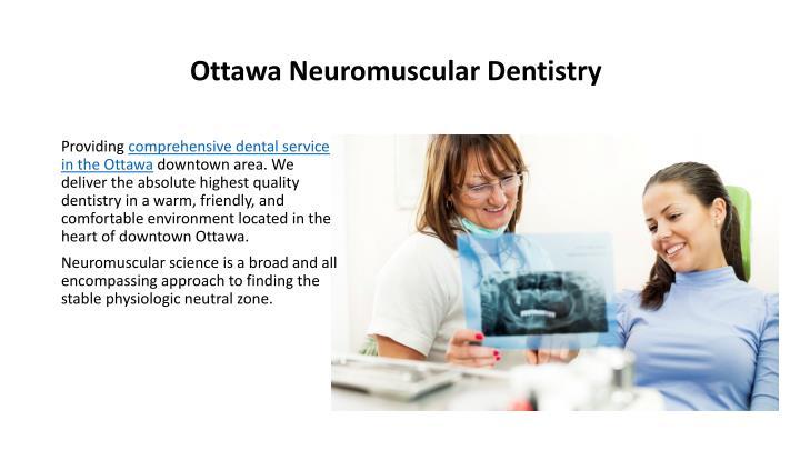 Ottawa Neuromuscular Dentistry