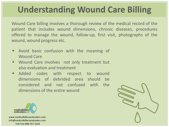 Understanding Wound Care Billing