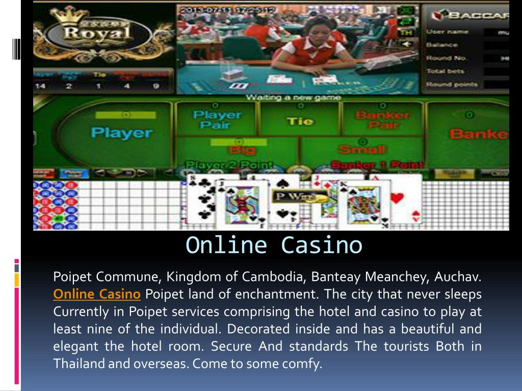 online casino games real money reviews