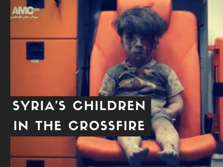 syria s kids in the crossfire n.