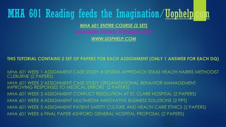 Mha 601 reading feeds the imagination uophelp com1