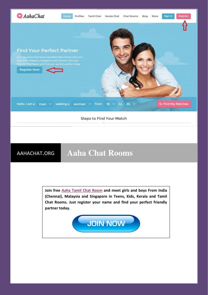 Chat rooms to meet girls