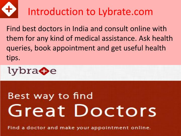 introduction to lybrate com n.