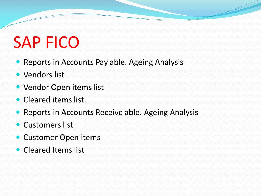 PPT - The Best SAP FICO Online Training in USA, UK, Canada