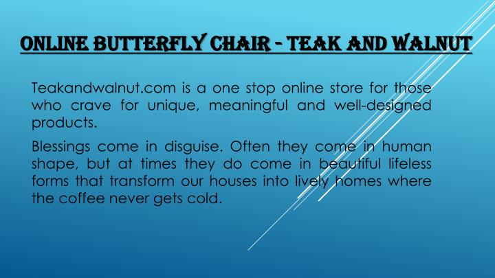 Online butterfly chair teak and walnut1