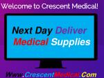 welcome to crescent medical