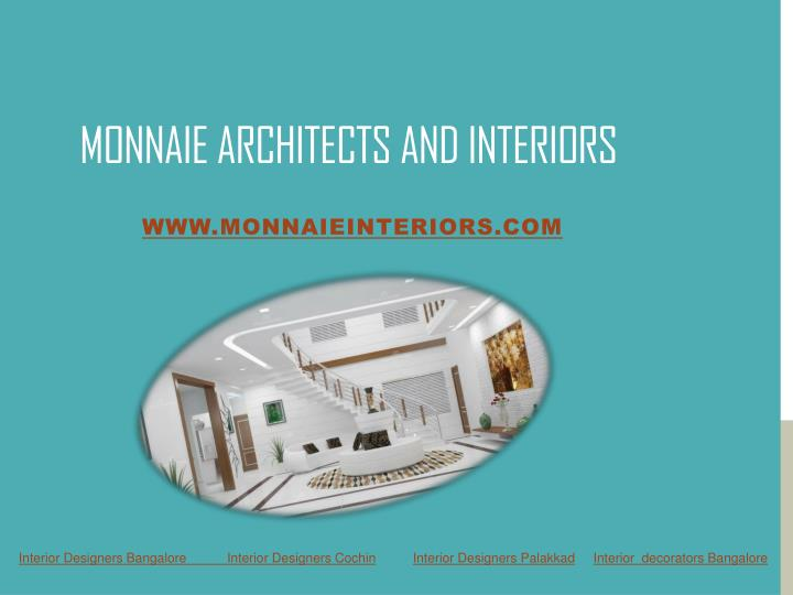 monnaie architects and interiors n.
