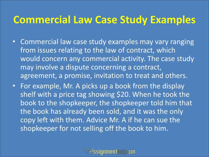 contract law case study [business law, 2009] the contract entered by the minor for the benefits of service paid by him is a valid contract a minor has a right to repudiate contract after attaining the age of majority and escape from the liability or can reaffirm that.