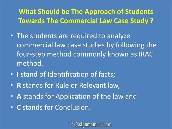 law case studies for students