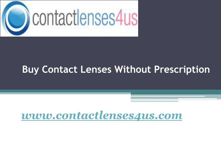 buy contact lenses without prescription n.