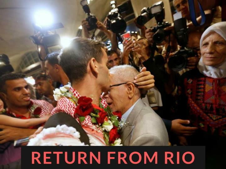 come back from rio n.