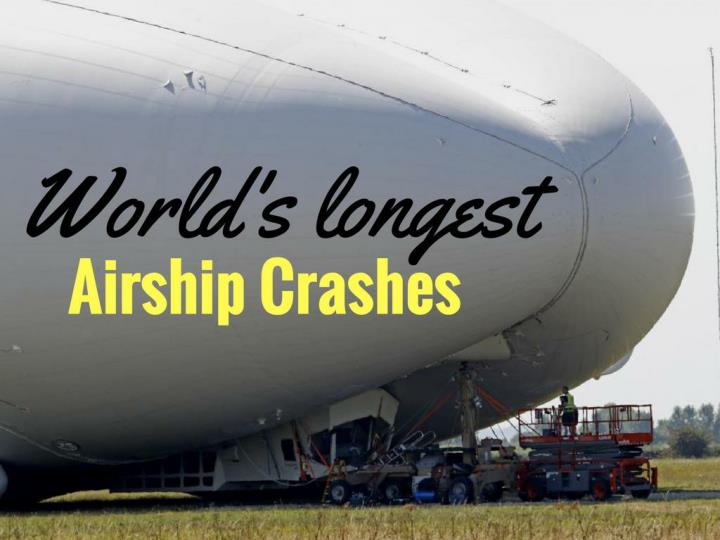 world s longest aircraft crashes n.
