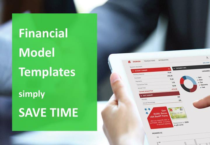 Financial Model Templates