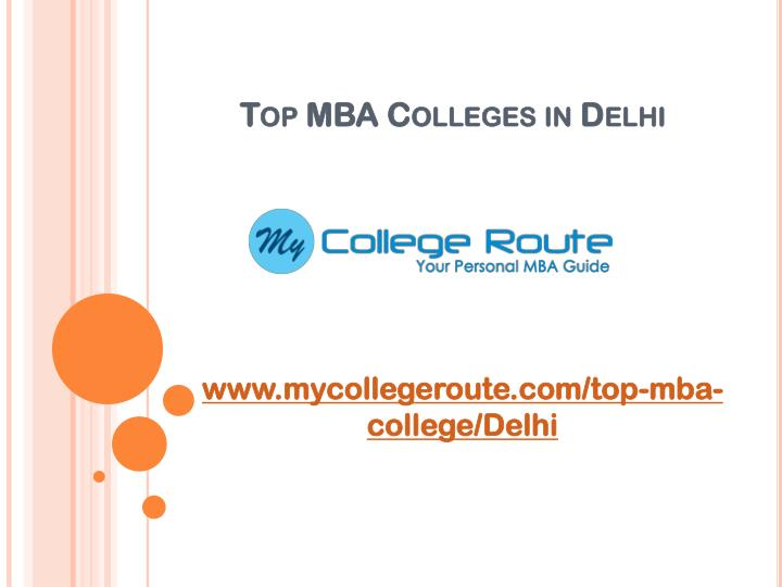 top mba colleges in delhi n.
