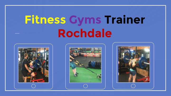 fitness gyms trainer rochdale n.
