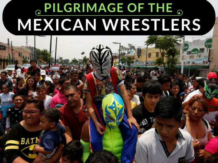 adventure of the mexican wrestlers n.