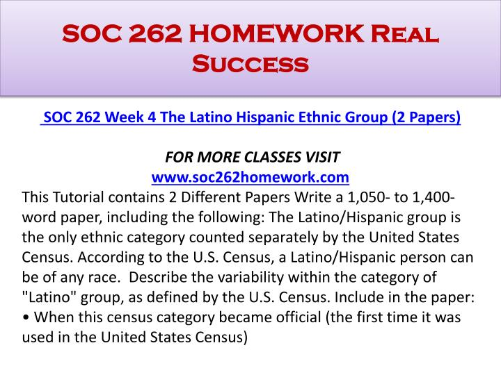 week 7 soc home work Tutorials experts shop cart checkout my account blog 0 items - $ 000 no products in the cart search for gc soc 386 week 1 examining the social work.