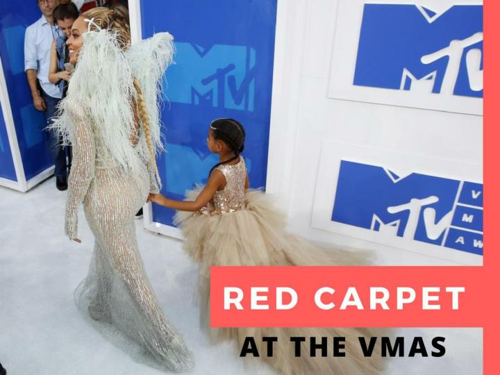 celebrity main street at the vmas n.