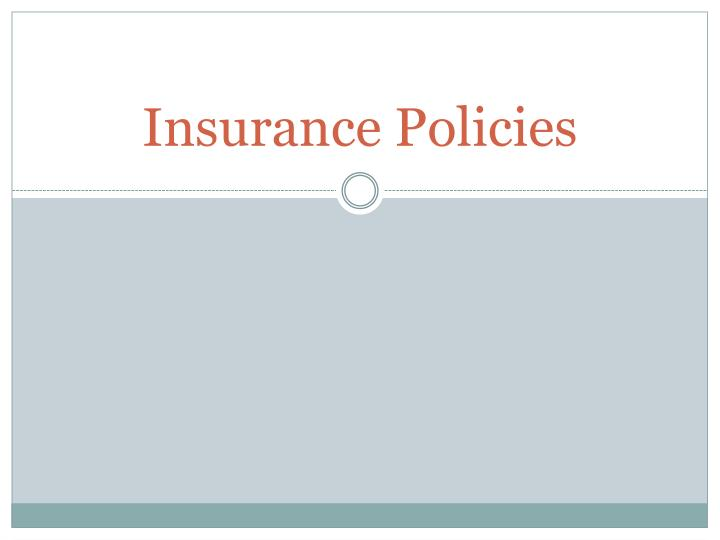 PPT - Life Insurance Tips - How Does a Whole Life ...