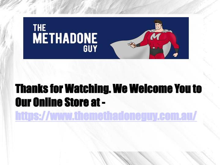 Thanks for Watching. We Welcome You to Our Online Store at -