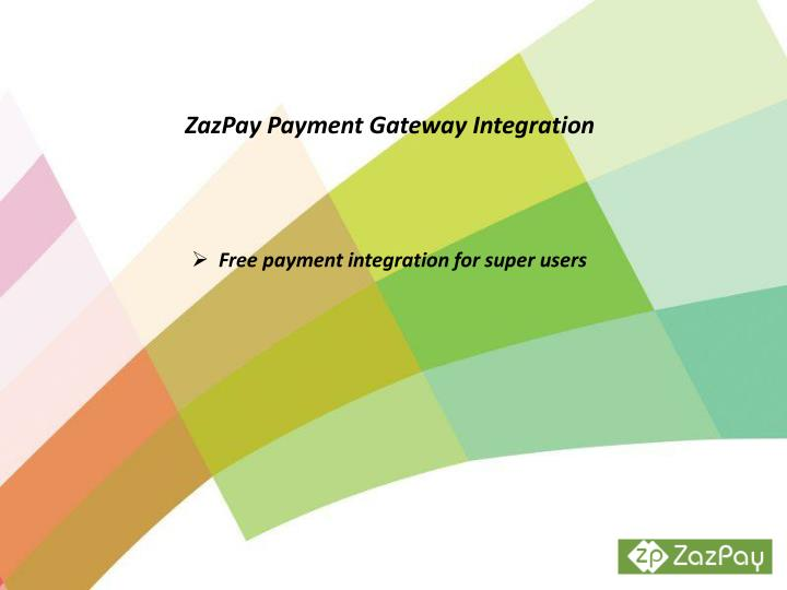 PPT - Payment Gateway Integration PowerPoint Presentation
