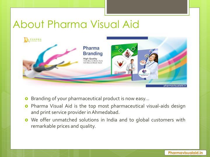 About pharma visual aid
