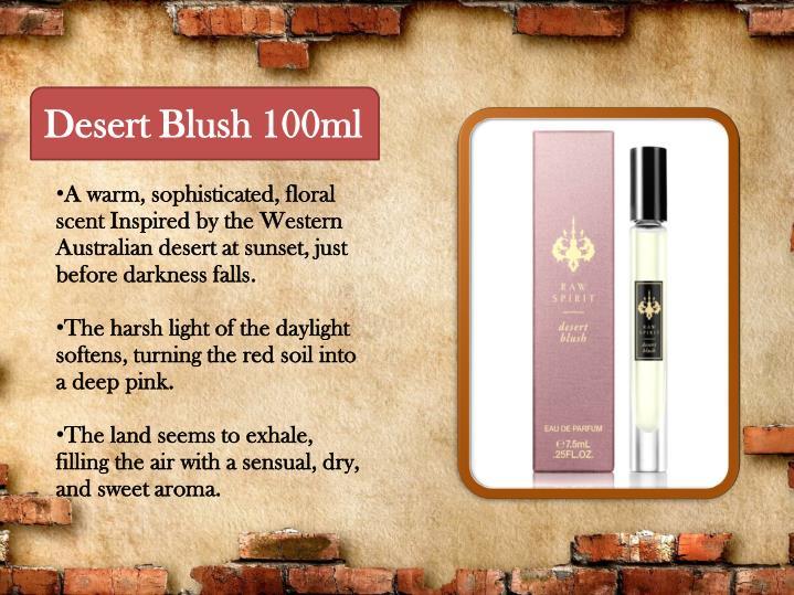 Desert Blush 100ml