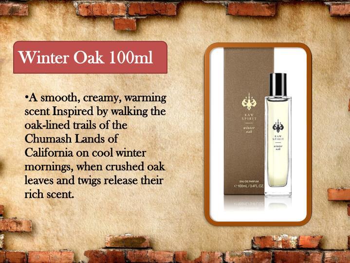 Winter Oak 100ml