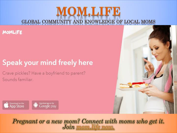 mom life global community and knowledge of local moms n.