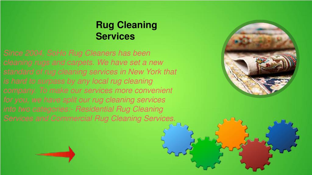 PPT - Soho Rug Cleaning PowerPoint