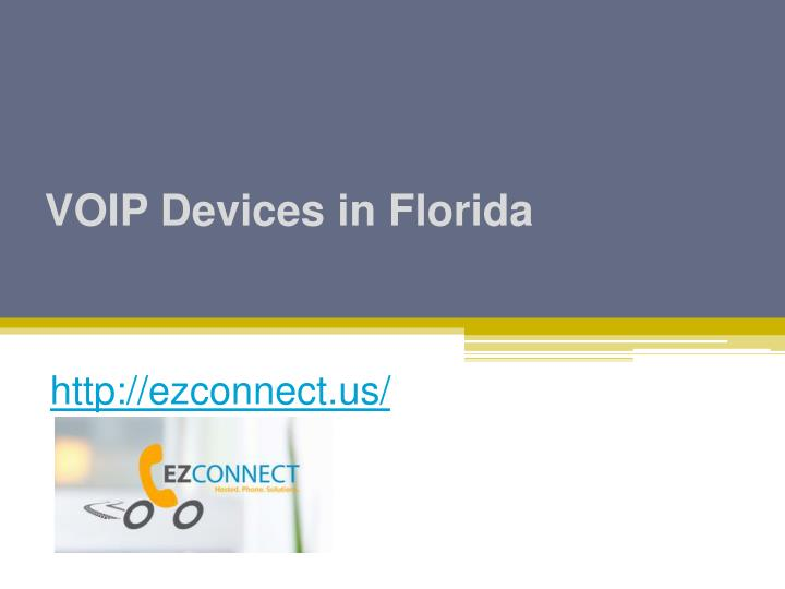 voip devices in florida n.
