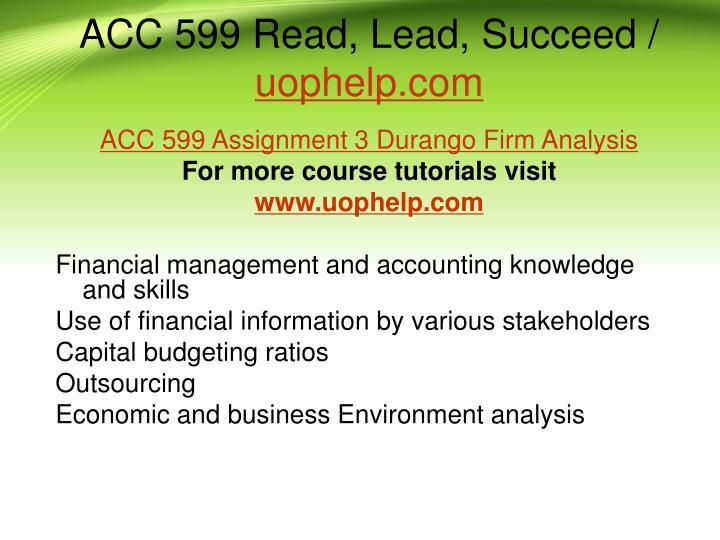 business environment assignment 3