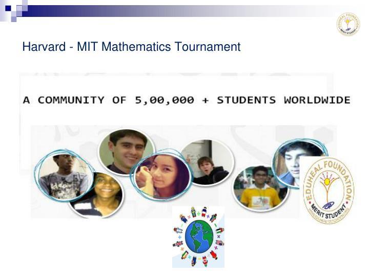 Harvard - MIT Mathematics Tournament