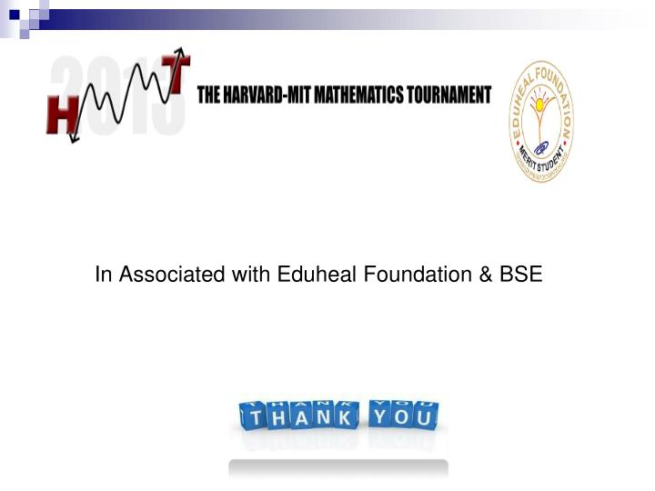 In Associated with Eduheal Foundation & BSE