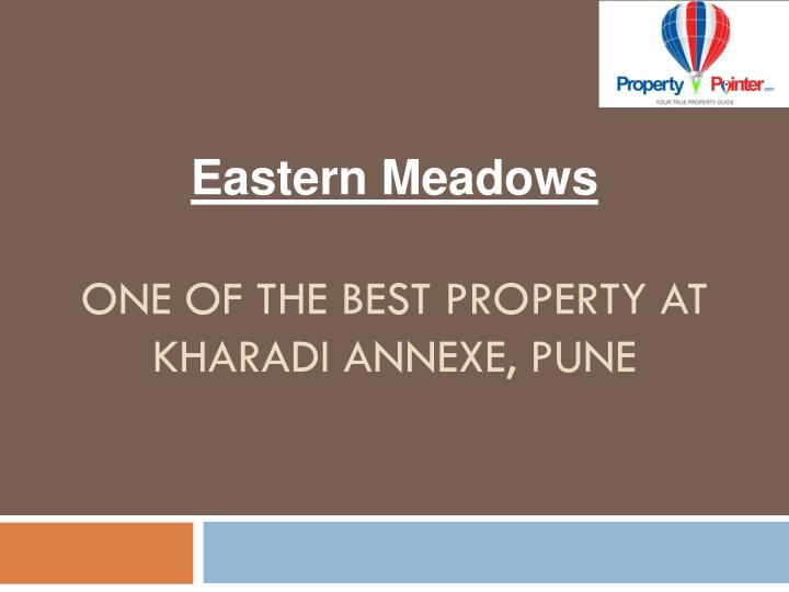 One of the best property at kharadi annexe pune