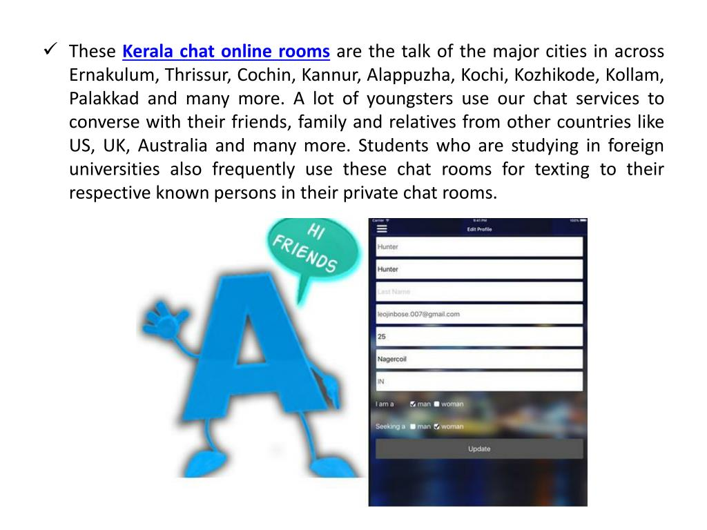 PPT - KERALA CHAT ONLINE ROOMS PowerPoint Presentation - ID