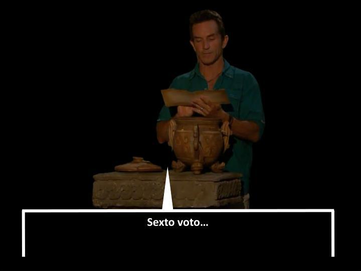 Sexto voto