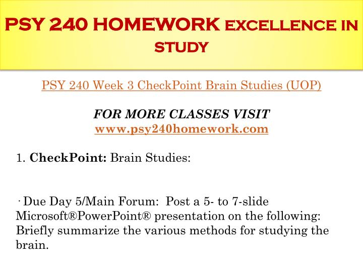 psy240 appendix b structures of the Check out our top free essays on the nervous system to help  the-nervous-system review appendix b, and have it available as you conduct the structures of the.