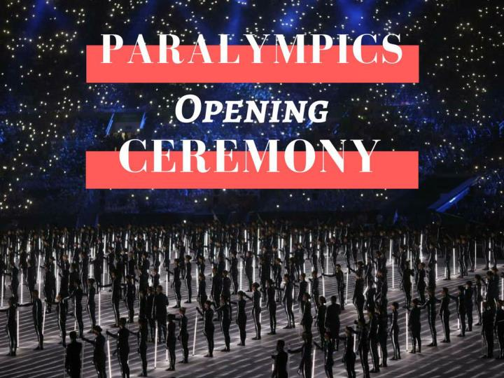 paralympics opening ceremony n.