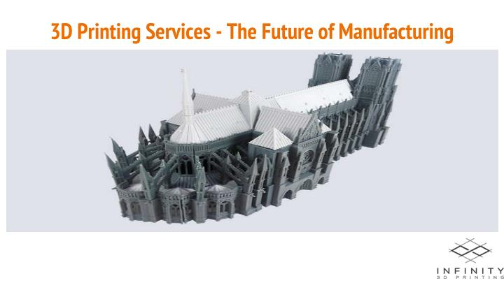 3d printing services the future of manufacturing n.
