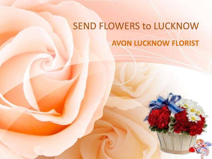 send flowers to lucknow n.